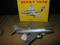 French Dinky Sud Avation Vautour